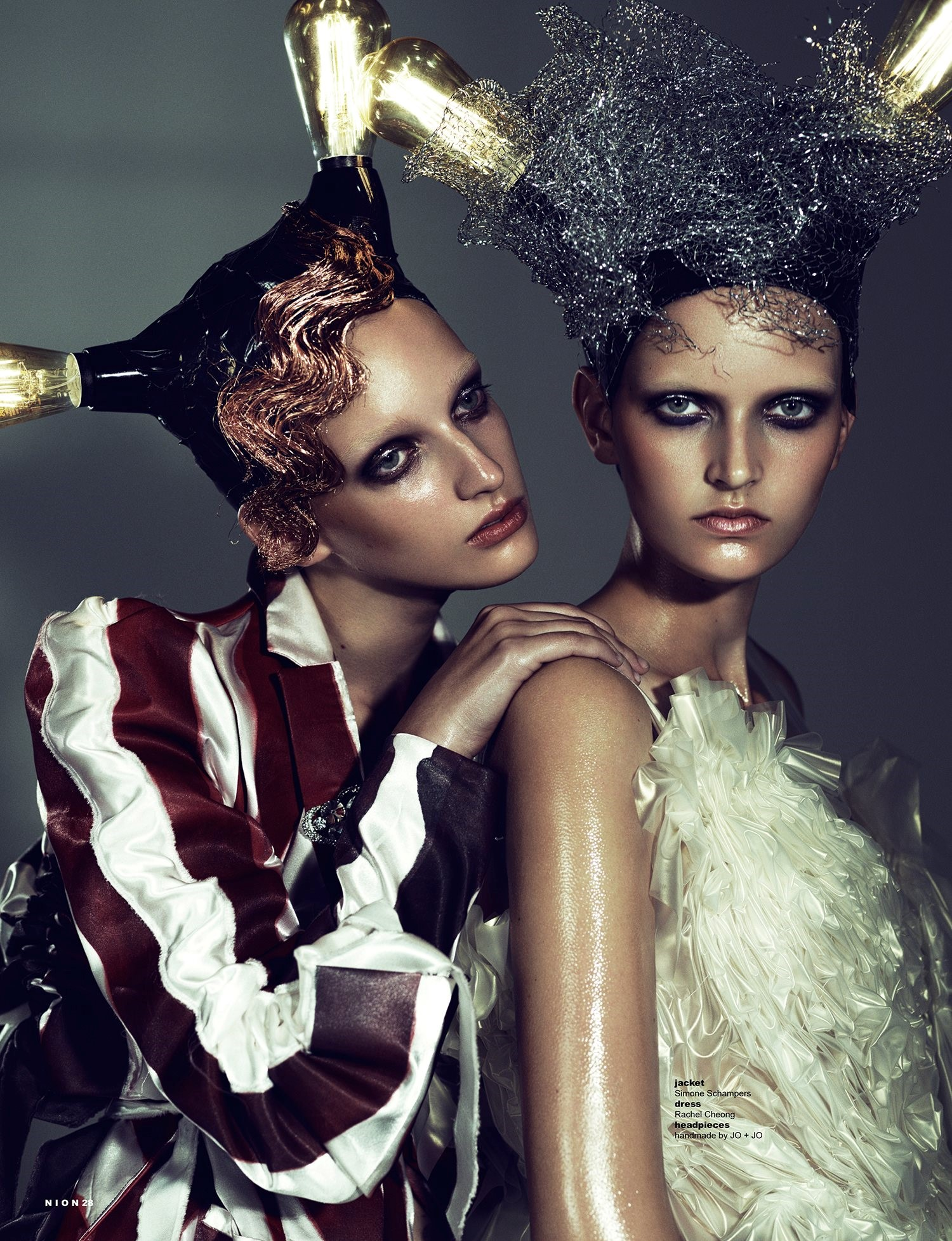 by Joeri Rouffa in the field of Hair rebresented to you by frank agency amsterdam
